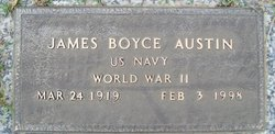 James Boyce Austin