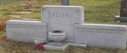 Jessie Ollie <i>Willis</i> Allen