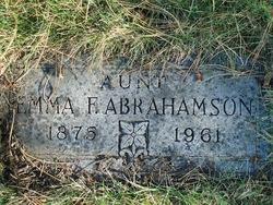 Emma F. Abrahamson