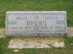 Dr Angus Brown