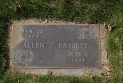 Allen James Bassett