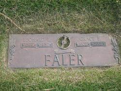 Grace Elizabeth <i>Metzner</i> Faler