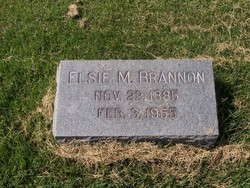 Elsie M Brannon