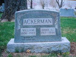 William A. Bill Ackerman, Sr