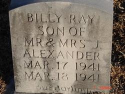 Billy Ray Alexander