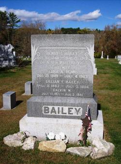 Lura A. <i>Bean</i> Bailey