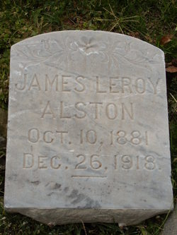 James Leroy Alston
