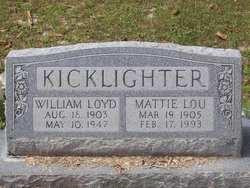 William Loyd Kicklighter