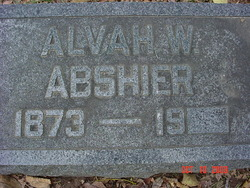 Alvah W. Abshier