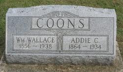 Adarina C. Addie <i>Airhart</i> Coons