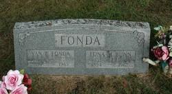 Edna M. <i>Bunn</i> Fonda