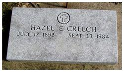 Hazel E. <i>Spray</i> Creech
