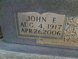 PFC John Franklin Allen
