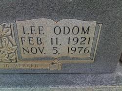 Bessie Lee <i>Odom</i> Allen