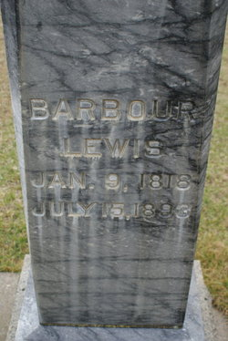 Barbour Lewis