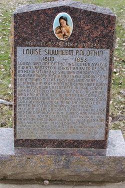 Louise <i>Siuwheem</i> Polotkin