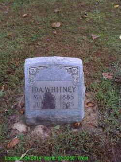 Ida Whitney