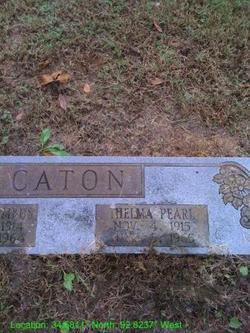 Thelma Pearl <i>Rigsby</i> Caton