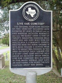 Live Oak Cemetery