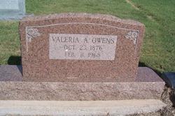 Valeria A Owens