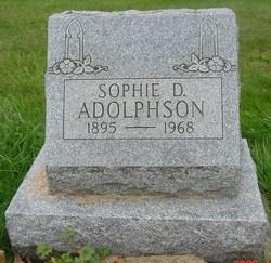 Sophie D. <i>White</i> Adolphson