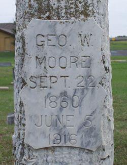 George W Moore