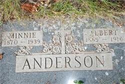 Minnie E. <i>Weinkauff Anderson</i> Ristow