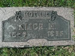 Alice Mary <i>Arnold</i> Morrisey