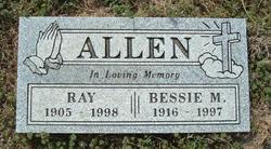 Bessie Mae <i>Cromer</i> Allen