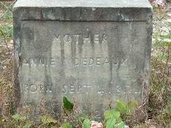 Annie Dedeaux