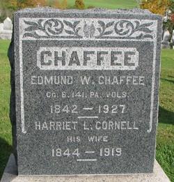 Edmund Wheaton Chaffee