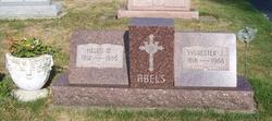 Helen M <i>Niblick</i> Abels