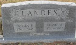 Estella Pearl <i>Haskins</i> Landes