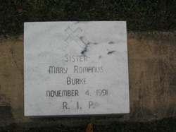 <i>Sister Mary Romanus</i> Burke