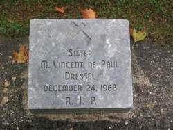 <i>Sister M. Vincent De Paul</i> Dressel