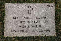 Margaret Baxter