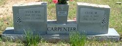 Anna Mae Carpenter