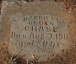 Harriett <i>Ogden</i> Chase