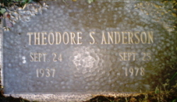Theodore S. Anderson