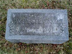 Margaret P. <i>Bell</i> Winkler
