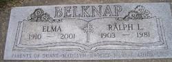 Elma <i>Bucknell</i> Belknap