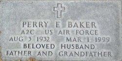 Perry E Baker