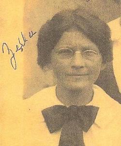 Priscilla Estella <i>Fields</i> Earp
