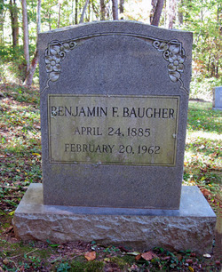 Benjamin Franklin Baugher