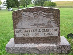 PFC Harvey John Clefisch
