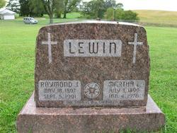 Martha L. Lewin