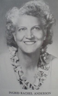Ingrid Rachel <i>Anderson</i> Kimball
