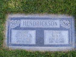 Bud C Hendrickson