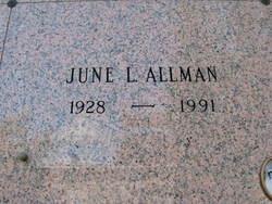 June L. Allman