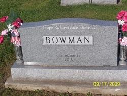 Lawrence Sheldon Bowman